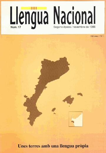 Llengua Nacional reviste prova
